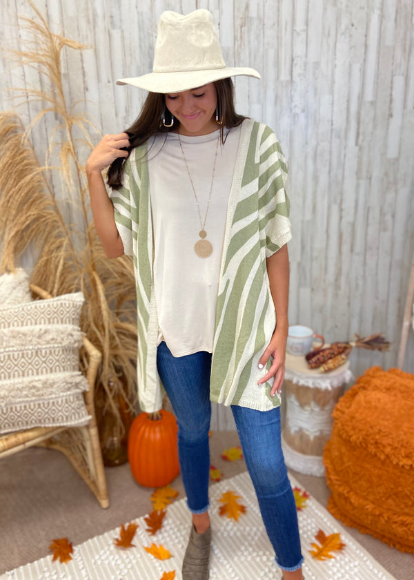 Vineyard Wishes Olive Kimono-Shop-Womens-Boutique-Clothing