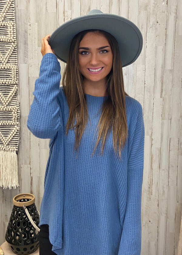 Stay Trendy Light Grey Panama Hat-Regular-Shop-Womens-Boutique-Clothing
