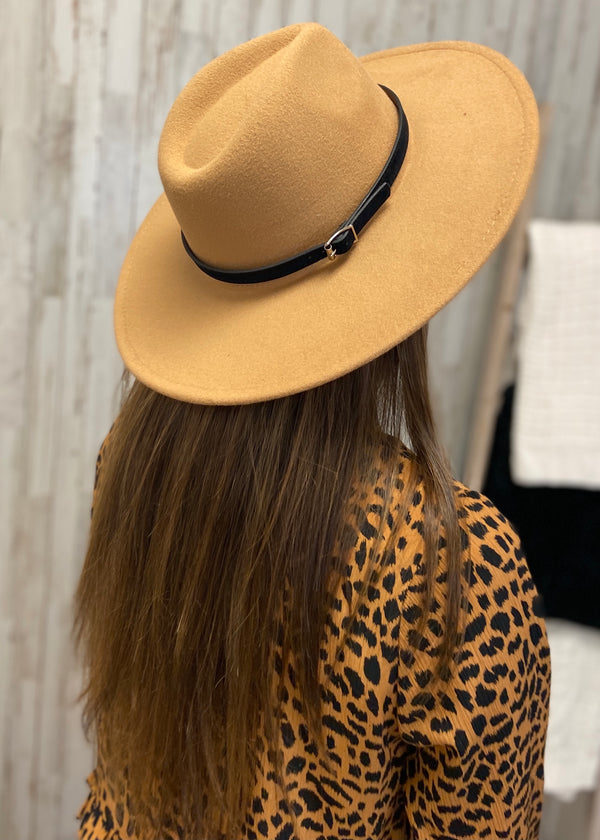 Speechless Entrance Light Khaki Panama Hat-Regular-Shop-Womens-Boutique-Clothing