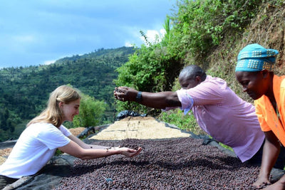 Rwanda Delight Projektkaffee | BAHO BLEND | FULLY WASHED | GRADE A1