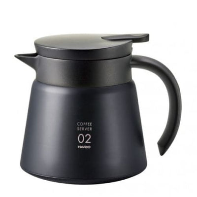 V60 Heat - Retaining Stainless Server 600