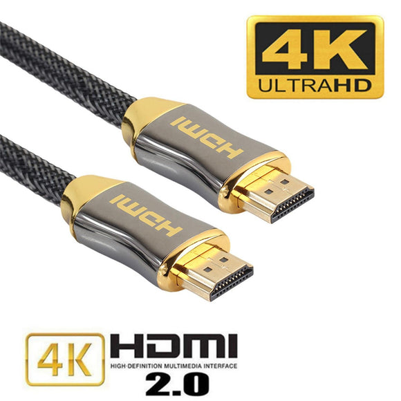 Cable HDMI Deluxe-Campers Fuera De Serie
