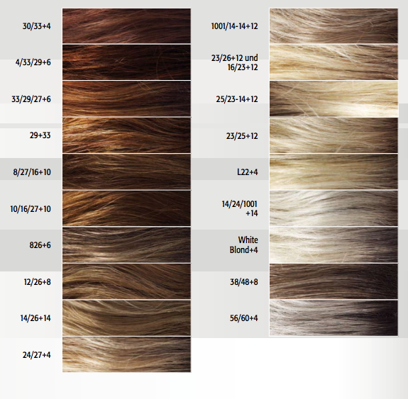 Exclusiv Light Long Human Hair