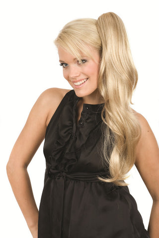Spring C Clip-in Hairpiece