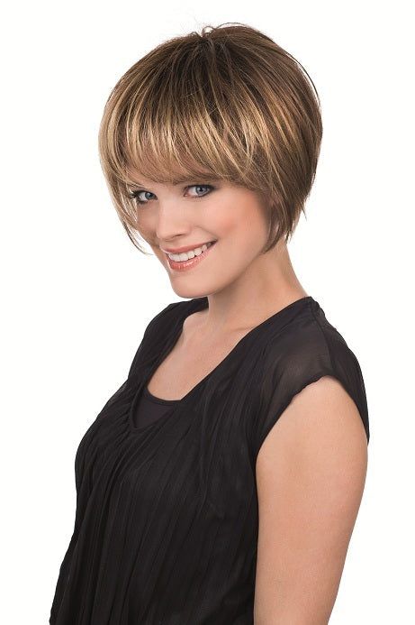 Catwalk A light mono wig