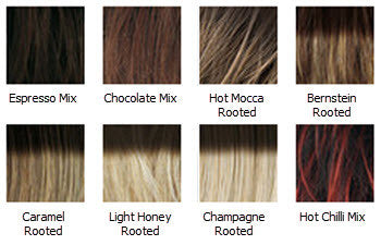 Wiki Wig Colours