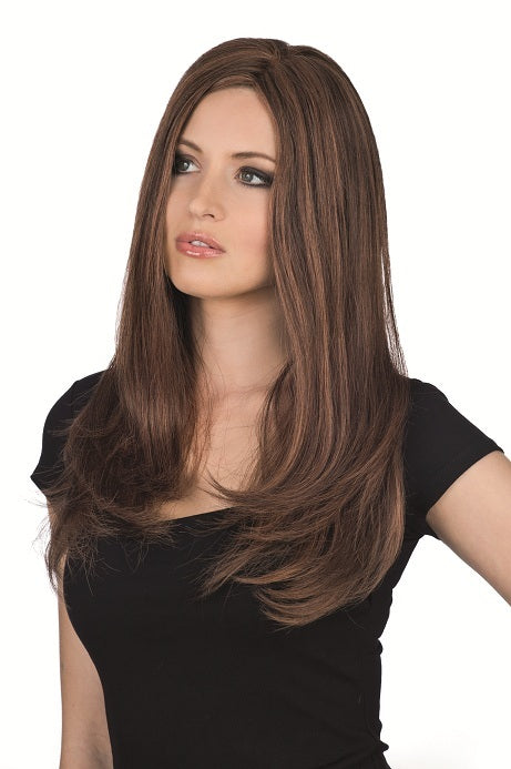Exclusiv Light Long Human Hair - Wigs World