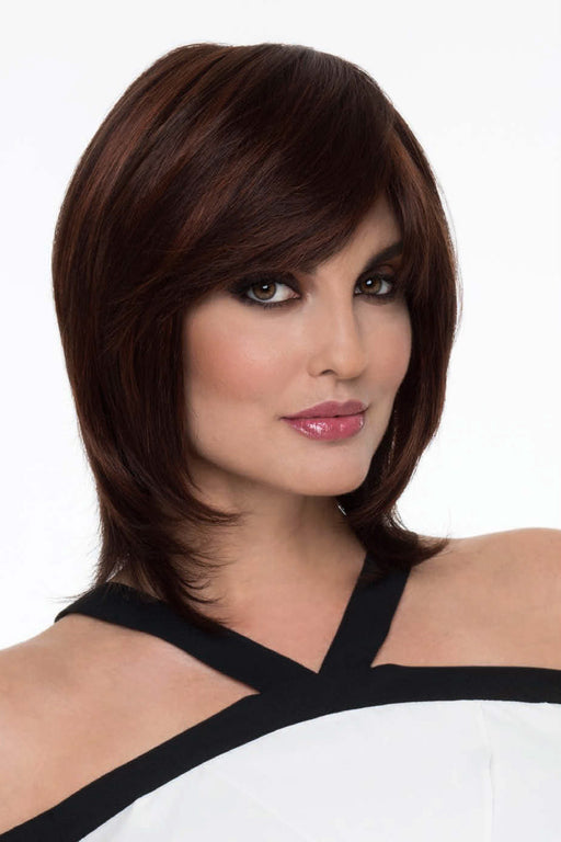 Duo Short Wig  - Mix of Human and Synthetic Hair - Wigs World