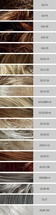 Esprit Mono Wig Colours
