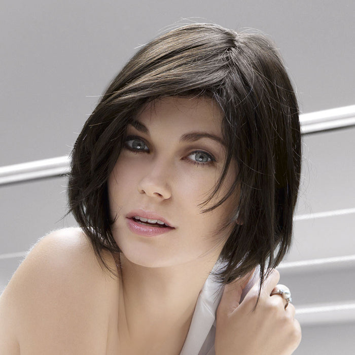 Gloss Human Hair Wig by Ellen Wille