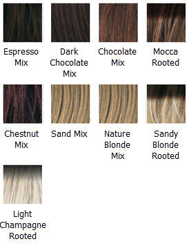 Gloss Wig Colours