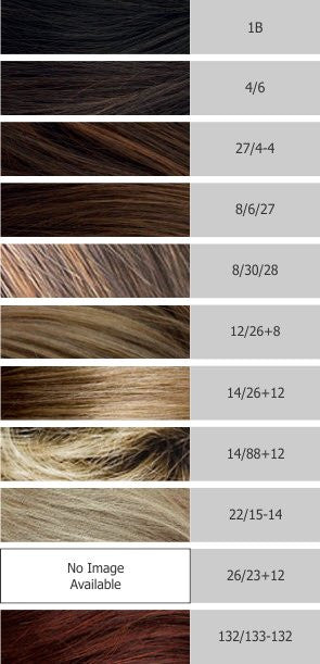 Power Lace Colour Chart