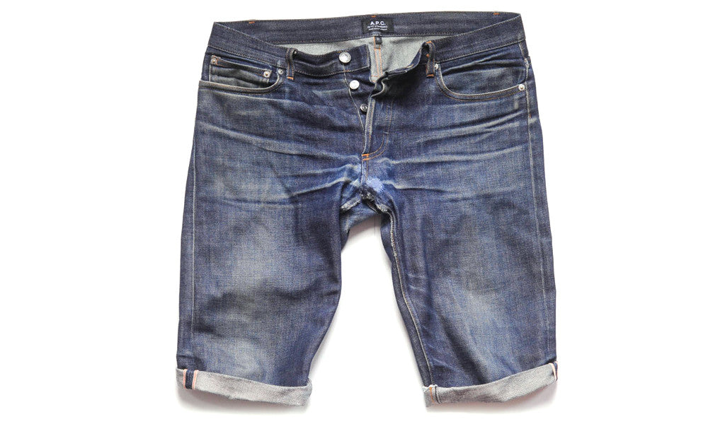 A.P.C. Denim Cutoffs