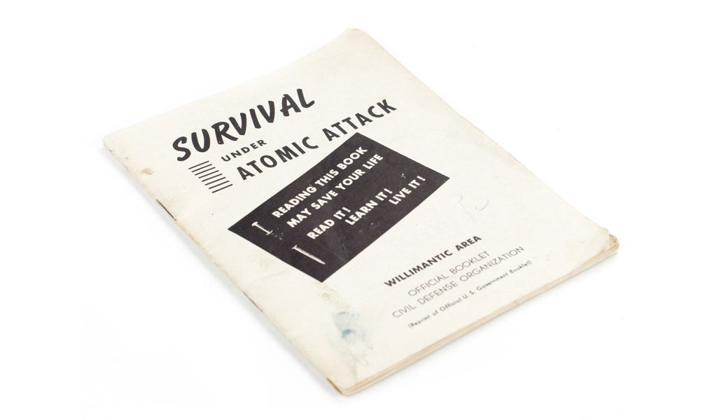 Atomic Survival Book