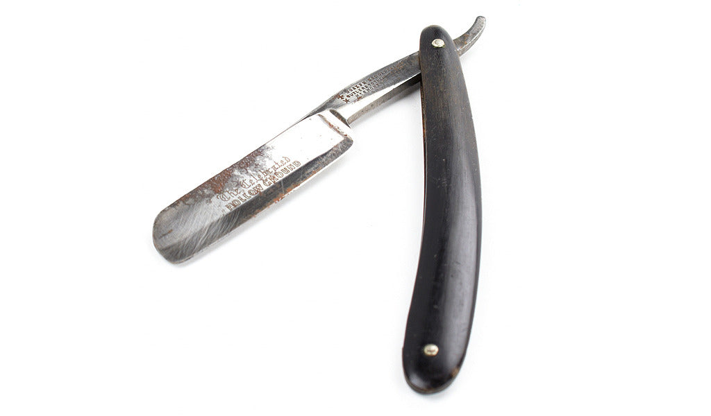 Crescent Cutlery Co. Straight Razor