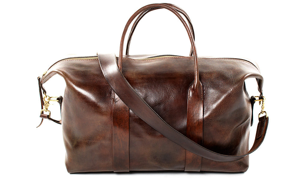 Original Leather Duffle