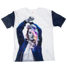 Load image into Gallery viewer, Hip Zip T Shirt