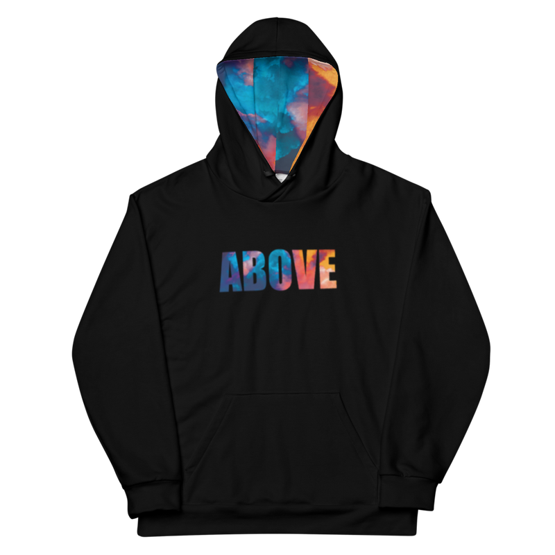 Above the Clouds Unisex Hoodie