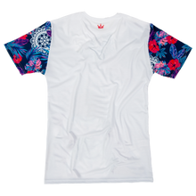 Load image into Gallery viewer, Cool design white tee shirt