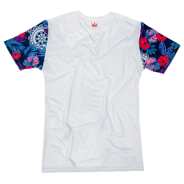 Cool design white tee shirt