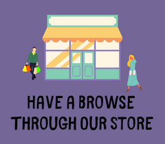 Browse the Show Your Connection Store