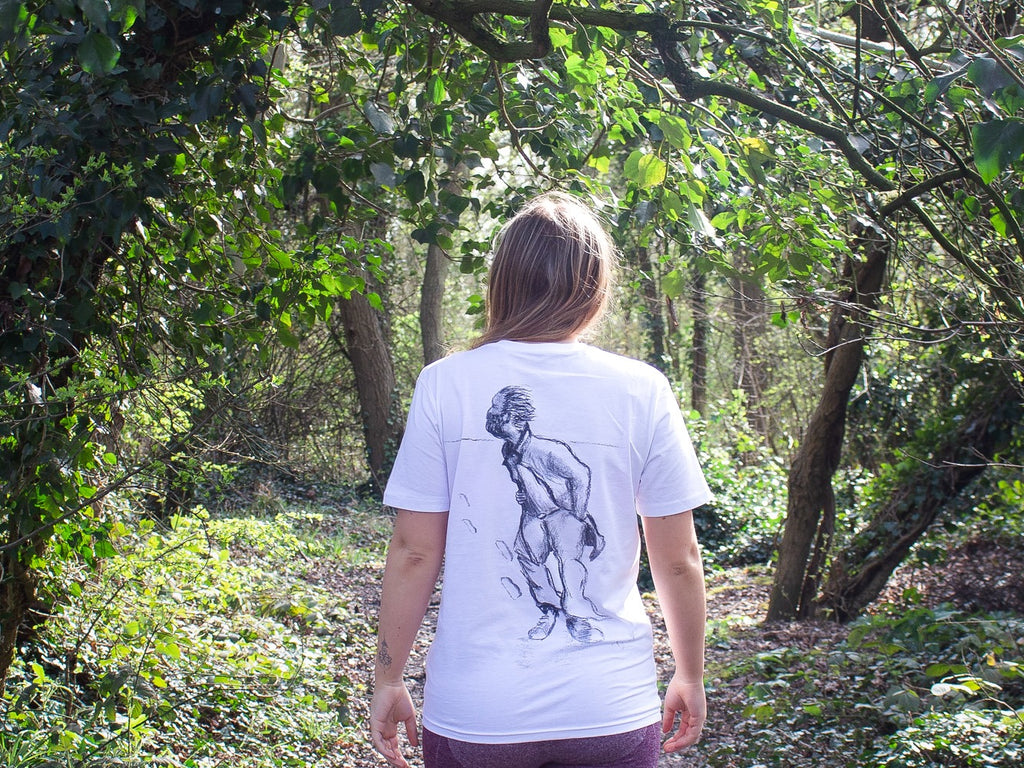 Unique ethical and organic t-shirt