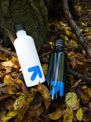 Reusable 'Connection' 500ml Water Bottle Bundle