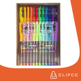 Count Gel Pen Scented & Swirl - SET 24 color