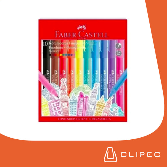 Marcador Finepen 499 - Faber Castell
