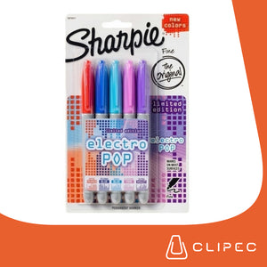 SHARPIE ELECTRO POP LIMITED EDITION