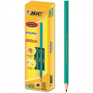 Lápiz BIC HB Evolution
