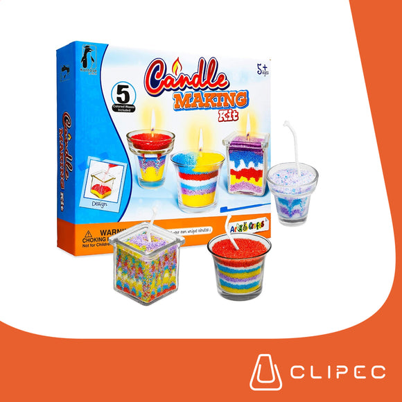 CANDLE MAKING KIT - SET PARA HACER VELAS