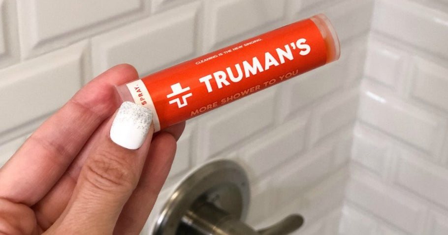 Over 50% Off Truman's Non-Toxic, Eco-Friendly Cleaning Products + Free Shipping