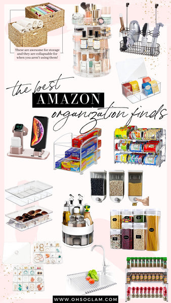 Amazon Finds: Home Organization