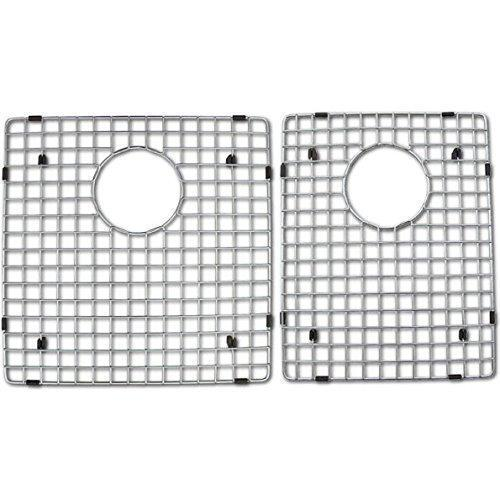 Purchase luxart lxafd881bg kitchen sink grids 2 pack stainless steel