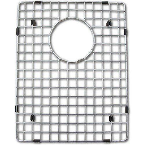 Related luxart lxzs773bg universal 12 x 16 1 4 kitchen sink grid stainless steel