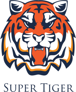 Super Tiger Logo - Asian groceries & frozen seafood products