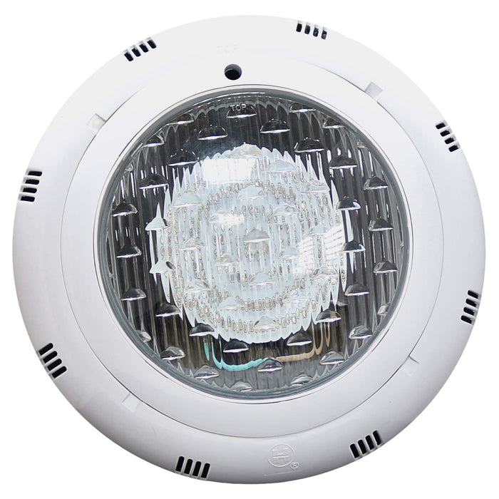 Lámpara LED Marca Hayward Extraplana Mod. 3670 4.5 watts 12 Volts Multicolor Sin Nicho Cable de 3.30 m.