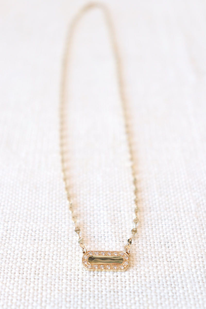 Cindy-Boudov-Jenny-Necklace-in-Yellow-Gold-Ethical-Sustainable-Handmade-Jewelry-Santa-Barbara-Boutique