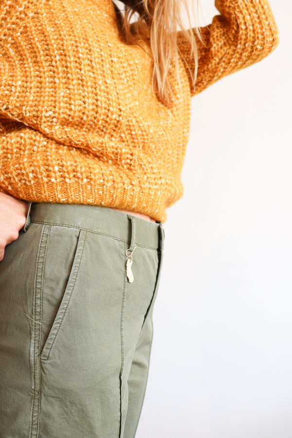 Le Superbe Head West Cargo Pants in Utility Twill