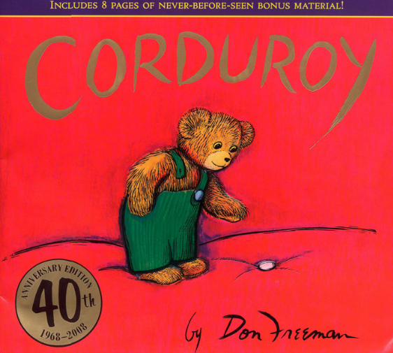 Couduroy by Don Freeman