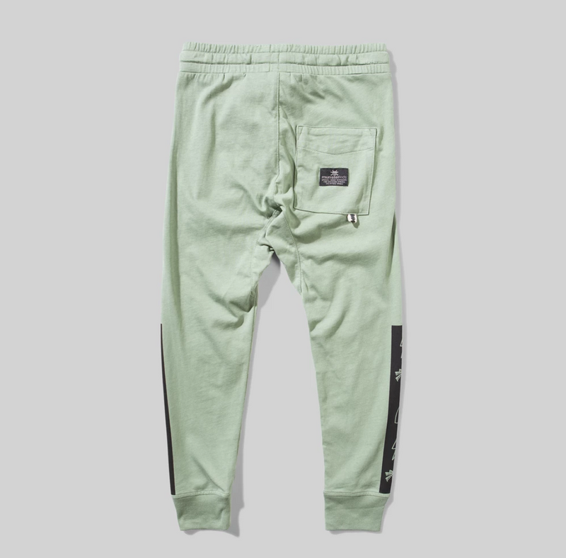 Munster Kids Roll It Pant in Shale Green