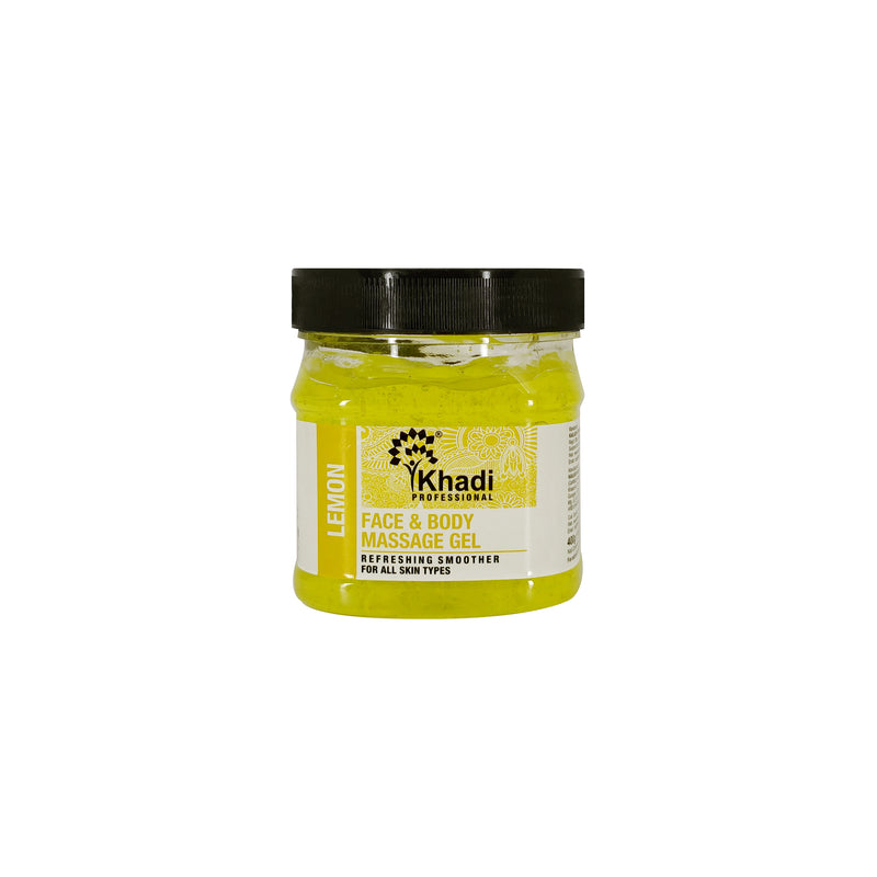 Professional Lemon Face & Body Gel - 400 G
