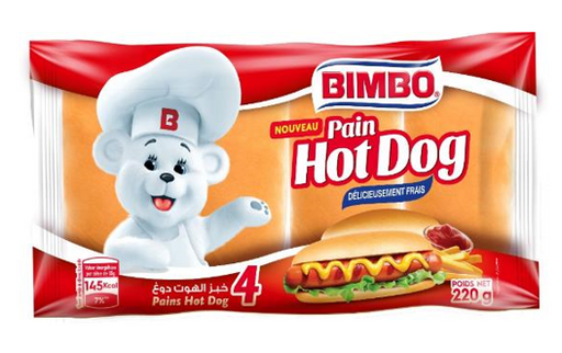 HOT DOG Bimbo 320 G *10
