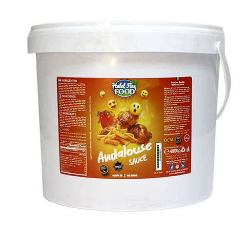 SAUCE ANDALOUSE GoodEats 4800 ML*10