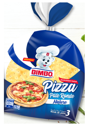 PIZZA NATURE Bimbo 420 G *10