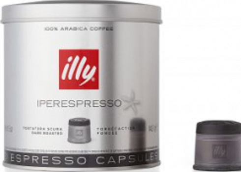 CAFE ESPRESSO CAPSULES ILLY IPSO PROF CAFE FONCE 50 *6