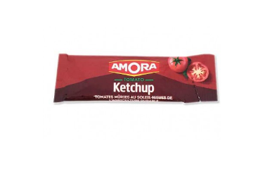 KETCHUP NATURE AMORA DOSETTE 240 X 10ML *1