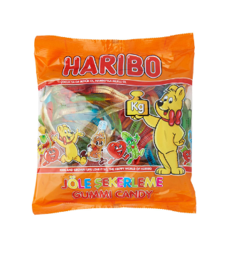 HARIBO ALLIED WORMS 1KG*1