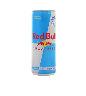 RED BULL ENERGY DRINK 25 CL SANS SUCRE *24